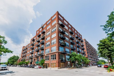 1500 W Monroe Avenue UNIT 514, Chicago, IL 60607 - #: 10562845