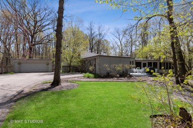 433 Thornmeadow Road, Riverwoods, IL 60015 - #: 10563263
