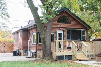 5924 Carol Avenue, Morton Grove, IL 60053 - #: 10563353