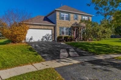 386 Kensington Drive, Oswego, IL 60543 - #: 10563427