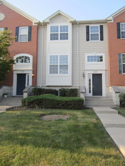 257 Comstock Drive UNIT 257, Elgin, IL 60124 - #: 10563647