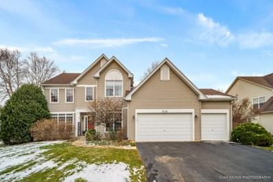 354 Whitewater Lane, Oswego, IL 60543 - #: 10564092