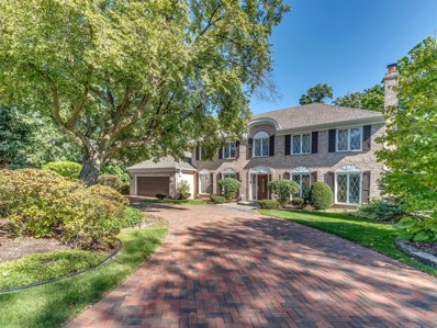 709 Forest Glen Lane, Oak Brook, IL 60523 - #: 10564144