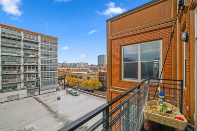 1228 W MONROE Street UNIT 502, Chicago, IL 60607 - #: 10564307