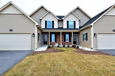 2045 Waters Edge Drive, Minooka, IL 60447 - #: 10564326
