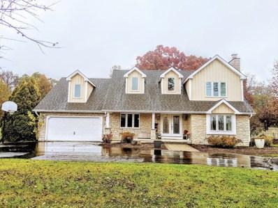 1510 Moraine Drive, Woodstock, IL 60098 - #: 10564450