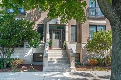 3044 W Roscoe Street UNIT 1W, Chicago, IL 60618 - #: 10564659
