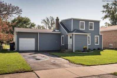 10009 Melvina Avenue, Oak Lawn, IL 60453 - #: 10564781