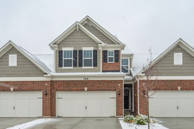 169 Waverly Court, Bloomingdale, IL 60108 - #: 10564921