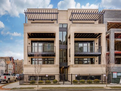1346 W Walton Street UNIT 1E, Chicago, IL 60642 - #: 10564996