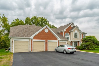 1840 Fox Run Drive UNIT D, Elk Grove Village, IL 60007 - #: 10565081