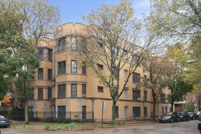 1307 W Rosemont Avenue UNIT 3, Chicago, IL 60660 - #: 10565300