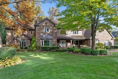 3110 Heritage Oaks Lane, Oak Brook, IL 60523 - #: 10565343