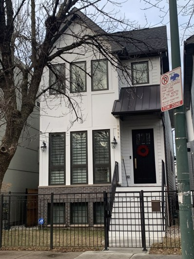 2612 W Cortland Street, Chicago, IL 60647 - #: 10565463