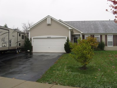 25253 Shady Glen Drive, Channahon, IL 60410 - MLS#: 10565657