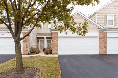 603 Springbrook Trail UNIT 603, Oswego, IL 60543 - #: 10566137