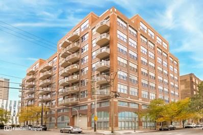 933 W Van Buren Street UNIT 509, Chicago, IL 60607 - #: 10566210