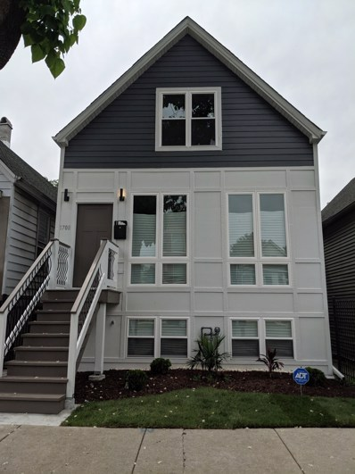 1708 N Tripp Avenue, Chicago, IL 60639 - MLS#: 10566303
