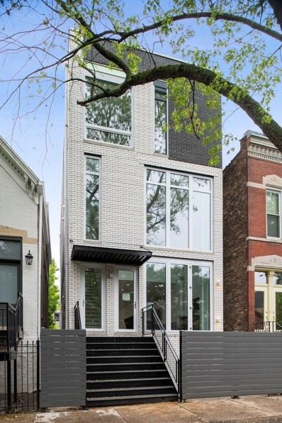 2025 W CRYSTAL Street UNIT 1, Chicago, IL 60622 - MLS#: 10566501
