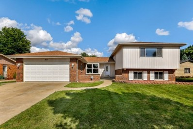 817 Kings Point Drive W, Addison, IL 60101 - #: 10566573