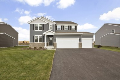 25450 W Ryan Lane, Plainfield, IL 60586 - #: 10566910