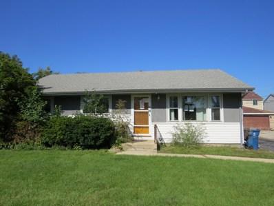 1011 W Hillside Drive, Bensenville, IL 60106 - #: 10567290