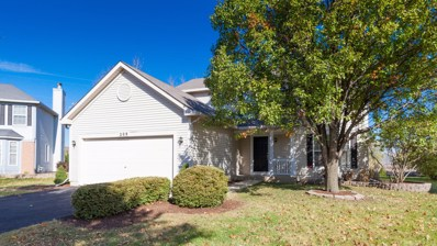 209 Tanager Court, Romeoville, IL 60446 - #: 10567663