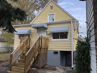 7339 S Carpenter Street, Chicago, IL 60621 - #: 10568645