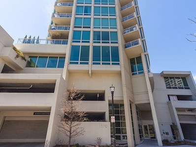 1570 Elmwood Avenue UNIT 705, Evanston, IL 60201 - #: 10569092