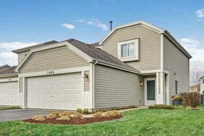 1408 S Pembroke Drive, South Elgin, IL 60177 - #: 10569130