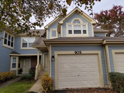 909 Prospect Court UNIT 909, Naperville, IL 60540 - #: 10569269