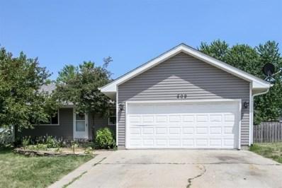 609 Eisenhower Street, Marengo, IL 60152 - #: 10569524