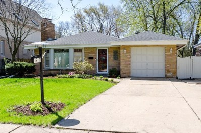 1517 Belleplaine Avenue, Park Ridge, IL 60068 - #: 10569560