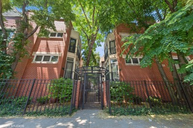 1842 N Halsted Street UNIT 1, Chicago, IL 60614 - #: 10569568