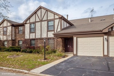 1264 Williamsburg Drive UNIT D1, Schaumburg, IL 60193 - #: 10569832