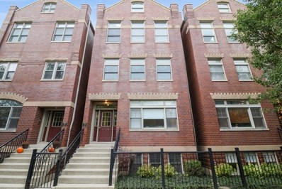 1348 W George Street UNIT 3, Chicago, IL 60657 - #: 10570178