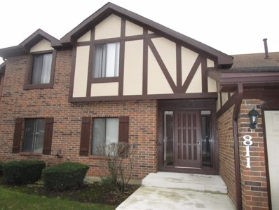 811 Cross Creek Court UNIT D1, Roselle, IL 60172 - #: 10570217