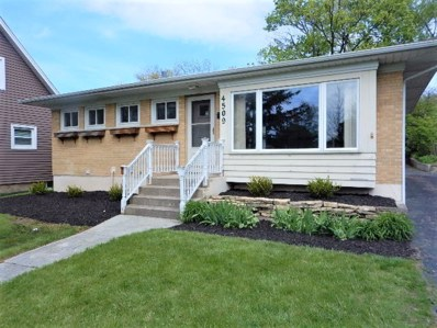 4509 Pershing Avenue, Downers Grove, IL 60515 - #: 10570659