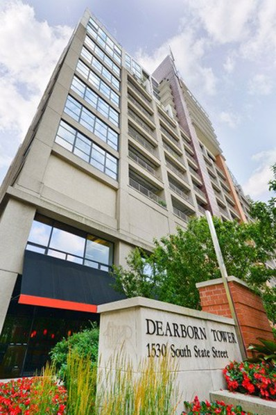 1530 S State Street UNIT 722, Chicago, IL 60605 - MLS#: 10570961