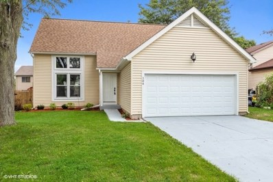 104 Borris Circle, Streamwood, IL 60107 - #: 10571594