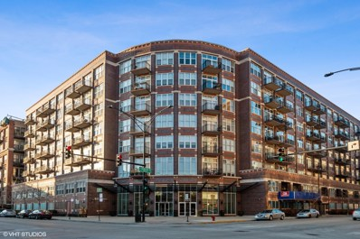 1000 W Adams Street UNIT 805, Chicago, IL 60607 - #: 10571868