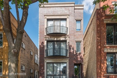 2516 W Iowa Street UNIT 3, Chicago, IL 60622 - #: 10572126