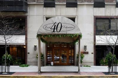 40 E Delaware Place UNIT 1305, Chicago, IL 60611 - #: 10572268