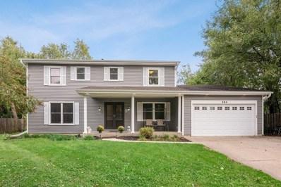 584 Green Oaks Drive, Crystal Lake, IL 60014 - #: 10572806