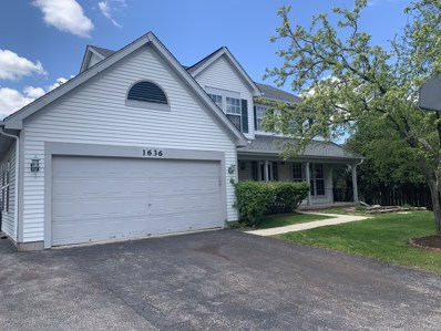 1636 Brigham Lane, Crystal Lake, IL 60014 - #: 10572810
