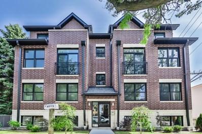 4845 N Keystone Avenue UNIT 3N, Chicago, IL 60630 - #: 10572976