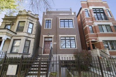 3723 N Clifton Avenue UNIT 2, Chicago, IL 60613 - #: 10573758