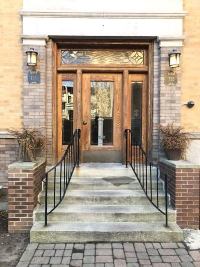 735 W California Terrace UNIT 1, Chicago, IL 60657 - #: 10573885