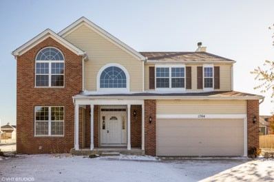 1704 Scarlett Oak Court, Plainfield, IL 60586 - #: 10574007