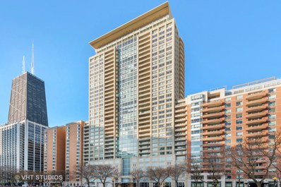 250 E Pearson Street UNIT 2801, Chicago, IL 60611 - MLS#: 10574097